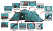 Продам Летние Палатки Tramp