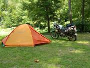 Палатка Marmot Ajax 2. Надежная двухместная палатка для туризма