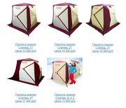 Палатка для Зимней Рыбалки Снегирь 1Т 2Т 3Т 4Т 6