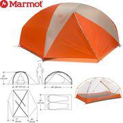 отличная палатка Marmot Aura 2P.