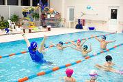 Бесплатное занятие в сети детских школ плавания Океаника