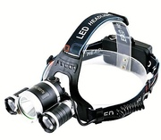 Налобные и ручные фонари Boruit и др моделей